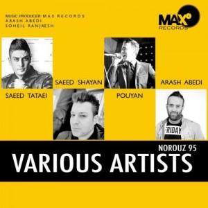Various Artist Nouroz 95 300x300 - دانلود آهنگ جدید به نام نوروز 95