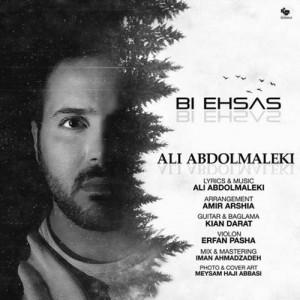 Ali Abdolmaleki Bi Ehsas 300x300 - دانلود آهنگ جدید علی عبدالمالکی به نام بی احساس