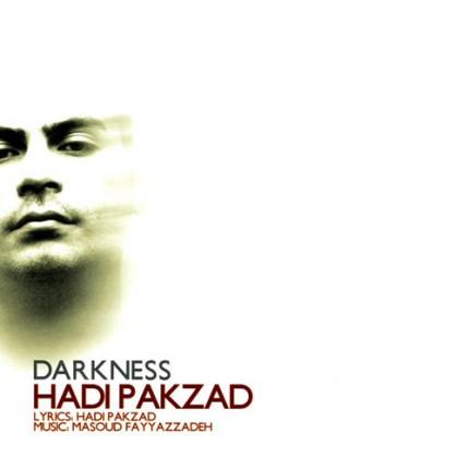 دانلود آلبوم جدید هادی پاکزاد به نام تاریکی