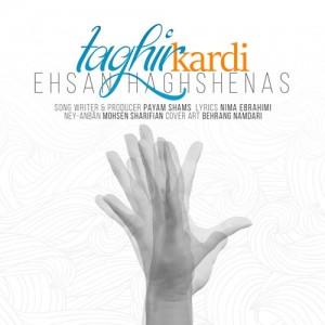 Ehsan Haghshenas Taghir Kardi 300x300 - دانلود آهنگ جدید احسان حق شناس به نام تغییر کردی