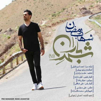 دانلود آهنگ جدید شهاب رمضان به نام شهر باران ۹۵