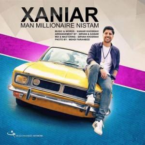 Xaniar Man Millionaire Nistam 300x300 - دانلود آهنگ جدید زانیار خسروی به نام من میلیونر نیستم