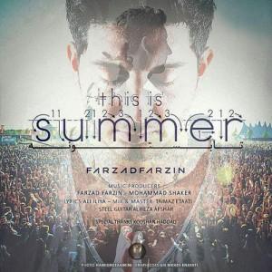 Farzad Farzin Tabestooneh 300x300 - دانلود آهنگ جدید فرزاد فرزین به نام تابستونه