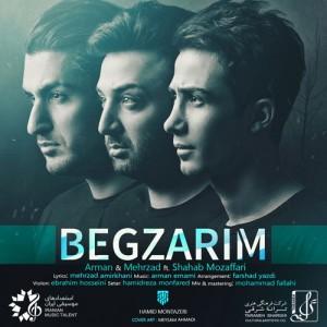 Mehrzad Amirkhani Begzarim 300x300 - دانلود آهنگ جدید مهرزاد امیرخانی به نام بگذریم
