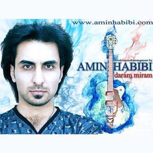 Amin Habibi Daram Miram 300x300 - دانلود آهنگ جدید امین حبیبی به نام دارم میرم
