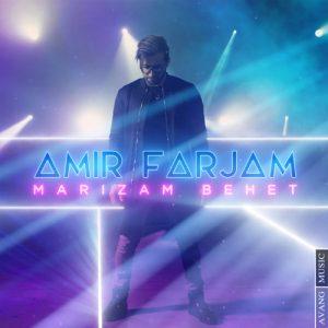 Amir Farjam Marizam Behet 300x300 - دانلود آهنگ جدید امیر فرجام به نام مریضم بهت