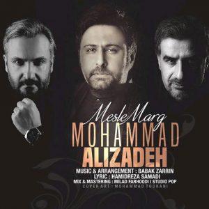 Mohammad Alizadeh Mesle Marg 300x300 - دانلود آهنگ جدید محمد علیزاده به نام مثل مرگ