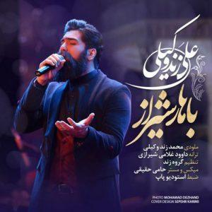 Ali Zand Vakili Bahare Shiraz 300x300 - دانلود آهنگ جدید علی زند وکیلی به نام باهار شیراز