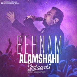 Behnam Alamshahi Podcast1 300x300 - دانلود آهنگ جدید بهنام علمشاهی به نام Podcast1