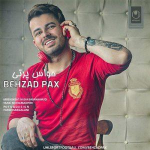 Behzad Pax Havaas Parti 300x300 - دانلود آهنگ جدید بهزادپکس به نام حواس پرتی