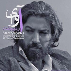 Saeed Modarres Avaye Ordibehesht 300x300 - دانلود آهنگ جدید سعید مدرس به نام آوای اردیبهشت