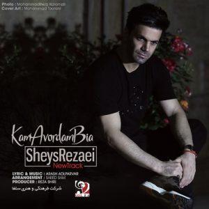 Sheys Rezaei Kam Avordam Bia 300x300 - دانلود آهنگ جدید شیث رضایی به نام کم آوردم بیا