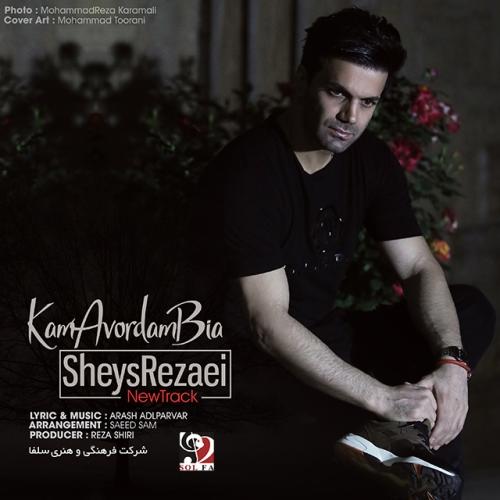 Sheys Rezaei Kam Avordam Bia - دانلود آهنگ جدید شیث رضایی به نام کم آوردم بیا