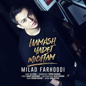 Milad Farhoodi Hamash Yadet Mioftam 300x300 - دانلود آهنگ جدید میلاد فرهودی به نام همش یادت میفتم
