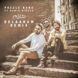 Puzzle Band Ft. Hamid Hiraad Delaaram Remix 300x300 - دانلود آهنگ جدید پازل بند به همراهی حمید هیراد به نام دلارام