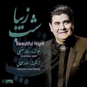 Salar Aghili Shabe Ziba 300x300 - دانلود آلبوم جدید سالار عقیلی به نام شب زیبا
