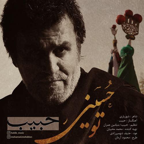 دانلود آهنگ جدید حبیب به نام تو حسینی