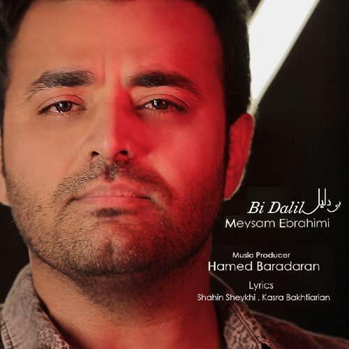 Meysam Ebrahimi Bi Dalil - دانلود آهنگ جدید میثم ابراهیمی به نام بی دلیل