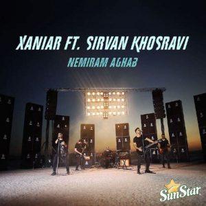 Xaniar Khosravi Ft. Sirvan Khosravi Nemiram Aghab Video 300x300 - دانلود ویدیو جدید زانیار خسروی به همراهی سیروان خسروی به نام نمیرم عقب