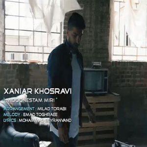 Xaniar Khosravi Midoonestam Miri Video 300x300 - دانلود ویدیو جدید زانیار خسروی به نام می دونستم میری