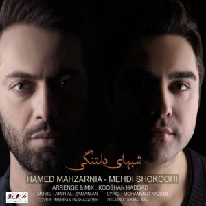 Hamed Mahzarnia Mehdi Shokoohi Shabhaye Deltangi 300x300 - دانلود آهنگ جدید حامد محضرنیا و مهدی شکوهی به نام شبهای دلتنگی