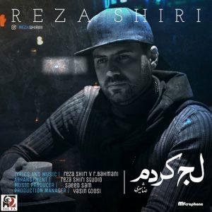 Reza Shiri Laj Kardam 300x300 - دانلود آهنگ جدید رضا شیری به نام لج کردم