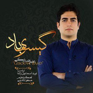 Alireza Zaki Gisooye Baad 300x300 - دانلود آهنگ جدید علیرضا زکی به نام گیسوی باد
