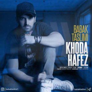 Babak Taslimi Khodahafez 300x300 - دانلود آهنگ جدید بابک تسلیمی به نام خداحافظ