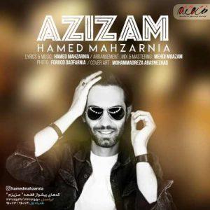 Hamed Mahzarnia Azizam 300x300 - دانلود آهنگ جدید حامد محضرنیا به نام عزیزم