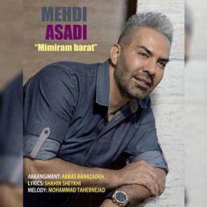 Mehdi Asadi Mimiram Barat 300x300 - دانلود آهنگ جدید مهدی اسدی به نام میمیرم برات