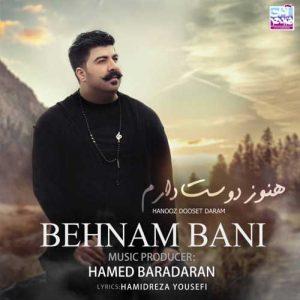 Behnam Bani Hanooz Dooset Daram 300x300 - دانلود آهنگ جدید بهنام بانی به نام هنوز دوست دارم