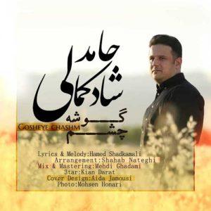 Hamed Shadkamali Gosheye Chashm 300x300 - دانلود آهنگ جدید حامد شادکمالی به نام گوشه چشم