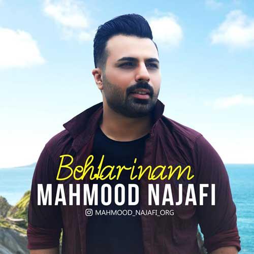 دانلود آهنگ جدید محمود نجفی به نام بهترینم