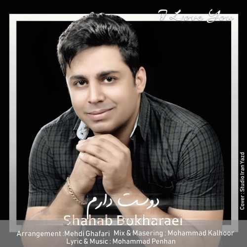 Shahab Bokharaei Dooset Daram - دانلود آهنگ جدید شهاب بخارایی به نام دوست دارم