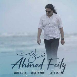 Ahmad Feily Nafase Rahat 300x300 - دانلود آهنگ جدید احمد فیلی به نام نفس راحت