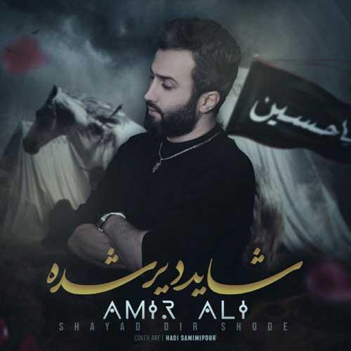 Amir Ali Shayad Dir Shode - دانلود آهنگ جدید امیرعلی به نام شاید دیر شده