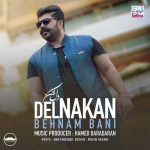 Behnam Bani Del Nakan 300x300 - دانلود آهنگ جدید بهنام بانی به نام دل نکن