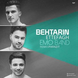Emo Band Behtarin Ettefagh Remix 300x300 - دانلود رمیکس جدید گروه امو به نام بهترین اتفاق