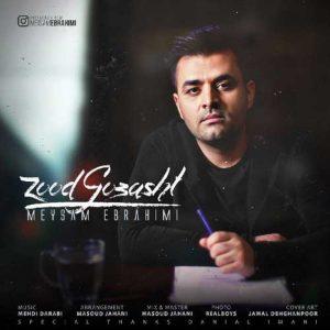 Meysam Ebrahimi Zood Gozasht 300x300 - دانلود آهنگ جدید میثم ابراهیمی به نام زود گذشت