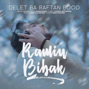 Ramin Bibak Delet Ba Raftan Bood 300x300 - دانلود آهنگ جدید رامین بی باک به نام دلت با رفتن بود