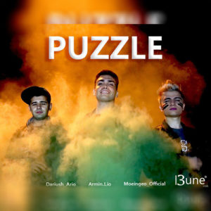 ArminLio MoeinGeo DariushArio Puzzle 300x300 - دانلود آهنگ جدید آرمین Lio و معین Geo به نام پازل