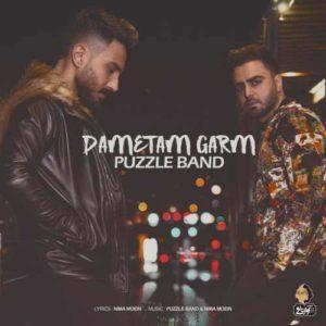 Puzzle Band Dametam Garm 300x300 - دانلود آهنگ جدید پازل بند به نام دمتم گرم