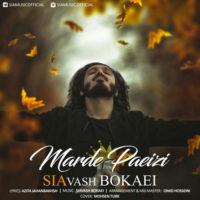 دانلود آهنگ جدید سیاوش بُکایی به نام مَردِ پاییزی