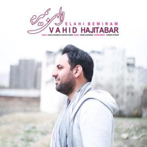 Vahid Hajitabar Elahi Bemiram 300x300 - الهی بمیرم از وحید حاجی تبار