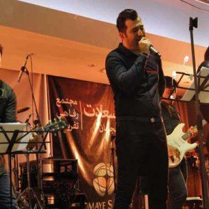 کنسرت علی شمس الهی