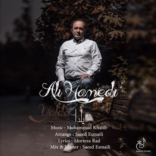 دانلود آهنگ جدید علی حامدی به نام یلدا