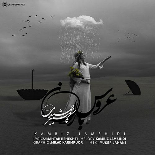 دانلود آهنگ جدید کامبیز جمشیدی به نام عروس باران