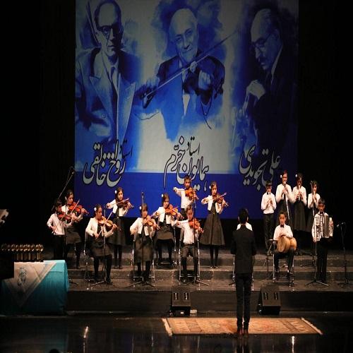 جشنواره موسیقی نوای خرم