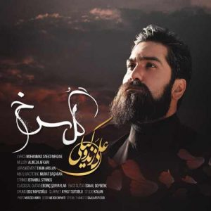 Ali Zand Vakili Gole Sorkh 300x300 - دانلود آهنگ جدید علی زند وکیلی به نام گل سرخ