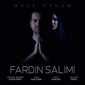 Fardin Salimi Hale Delam 300x300 - دانلود آهنگ جدید فردین سلیمی به نام حال دلم